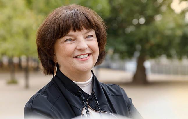 Portrait Ina Kessler