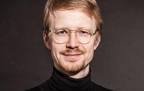 Porträtfoto Jonas Pirzer