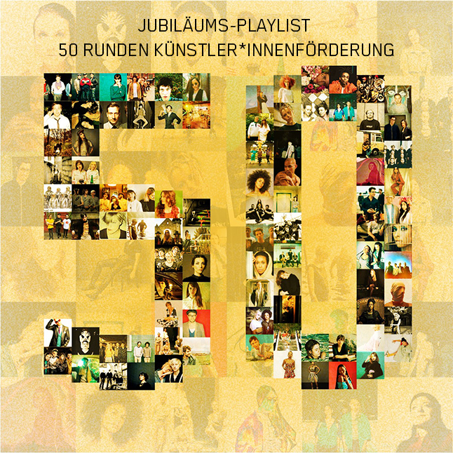 jubiläums playlist