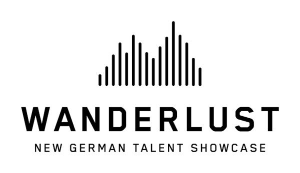 Logo Wanderlust - New German Talent Showcase