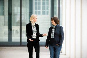Tina Sikorski & Ina Keßler