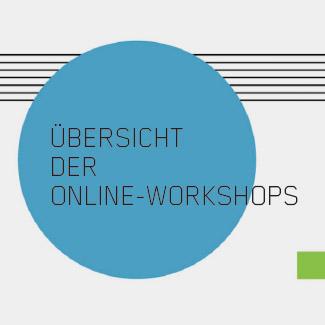 Reboot Übersicht Online-Workshops